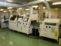リフロー炉 共晶対応